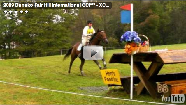 Fair Hill CCI3* XC 1/3