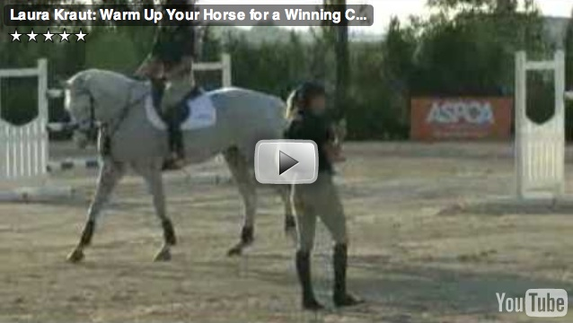 Laura Kraut: Warm Up Your Horse to Win